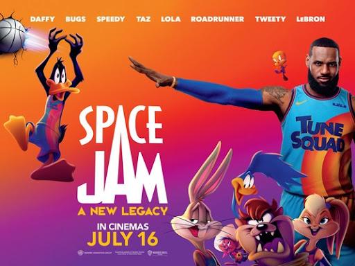 รีวิว Space Jam A New Legacy (2021) สเปซแจม สืบทอดตำนานใหม่