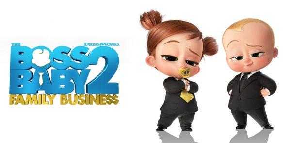 รีวิว The Boss Baby: Family Business (2021) เดอะ บอส เบบี้ 2