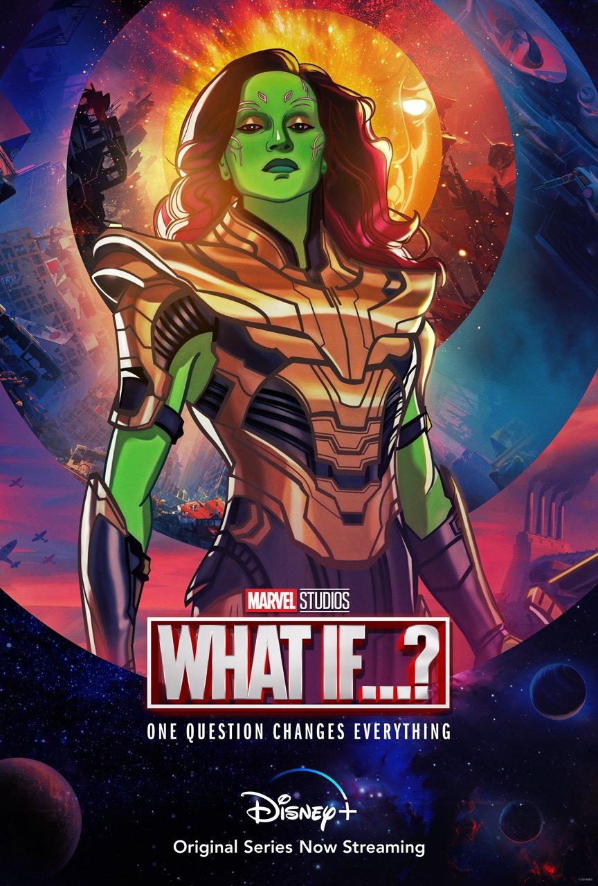 เกิดอะไรขึ้นถ้า...? ซีซั่น 2 จะอธิบายว่า Gamora มีเกราะของเธออย่างไร