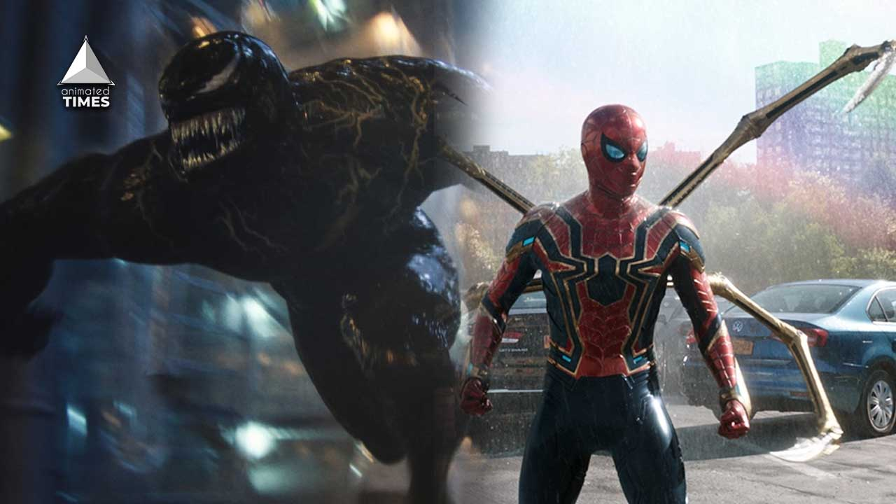 Venom 2 Crowd Cheers สำหรับ Spider-Man: No Way Home Trailer ในวิดีโอโรงละคร